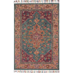 Loloi Rugs ZHARAH ZHARZR-05TEBY