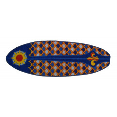 Fun Rugs - Surf Time St-28 Multi-Color