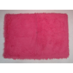 Fun Rugs - Flokati Flk-003 Hot Pink