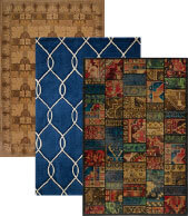 CONTEMPORARY AREA RUGS