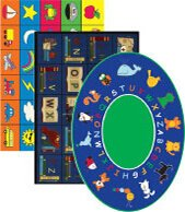 EDUCATIONAL AND KIDS RUGS